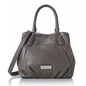 Marc Jacobs New Q Fran Bag (Faded Aluminum)